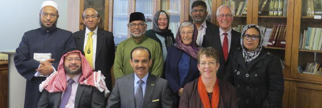 Harmony award by the Federation of Islamic Associations in NZ to IofC NZ